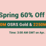 Group logo of Ready to Join in RSorder Spring 60% off Sale for RS Gold for Sale on Apr.24