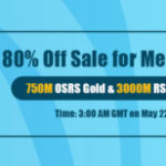 Group logo of Register Free Easily on RSorder to Buy Cheap RuneScape Gold with Amazing 80% Discount