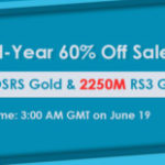Group logo of Don't Forget to Obtain RSorder Mid-Year 60% Off RuneScape 3 Gold Tomorrow