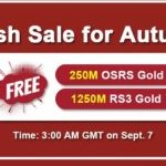 Group logo of Simply Buy Free RuneScape Gold for Sale in Autumn Flash Sale on RSorder Sept 7