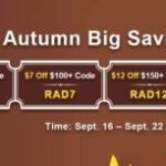 Group logo of RSorder Autumn Big Discounts: Chance to Gain Up to $18 Coupons for OSRS Gold for Sale