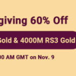 Group logo of Keep Nov 9 in Mind to Get OSRS Gold for Sale with Thanksgiving 60% Discount on RSorder
