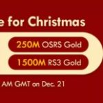 Group logo of Merry Xmas 2020: Happy to Order Cheap OSRS Gold for Free on RSorder Dec 21