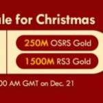Group logo of Never Miss! RSorder Xmas Free Cheap OSRS Gold Online to Obtain on Dec 21